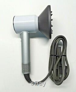 Dyson Supersonic Hair Dryer With Diffuser Digital Motor Heat, White