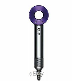 Dyson Supersonic Hair Professional Dryer withStyling Concentrator (Nickel/Purple)