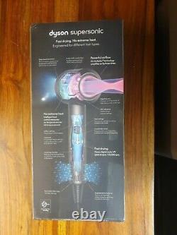 Dyson Supersonic Hairdryer Black/Nickel Brand New