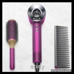 Dyson Supersonic Hairdryer Fuchsia LIMITED EDITION BRAND NEW IN BOX