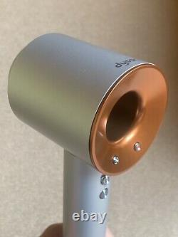 Dyson Supersonic Hairdryer Gift Edition Copper/Silver (Excellent Condition)