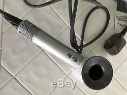Dyson Supersonic Hairdryer with attachments