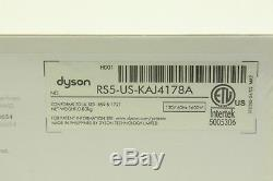 Dyson Supersonic White/Silver Hair Dryer Model 306003-01- NEW