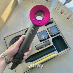 Dyson Supersonic hair dryer HD03 (Iron/Fuchisa) Brand new & Sealed Box