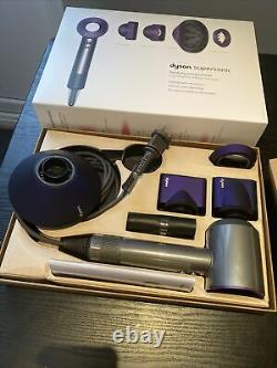 Dyson hairdryer supersonic New With Box Purple Colour