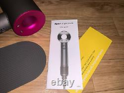 Dyson supersonic hair dryer With Box And Original Receipt 4 Months Old