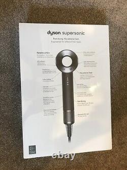 Dyson supersonic hair dryer new