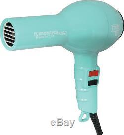 ETI 3200 Hair Dryer Professional Powerful Salon Turbodryer NEW AQUA