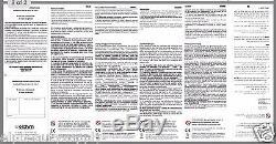 Elchim 35% Lighter Ionic-dryer & Diffuser 2200w Lifetime Warranty Italy 50'sblue