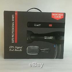 FHI Heat Elite Professional Series (Blow Dryer, Hair Straightener, Brush)