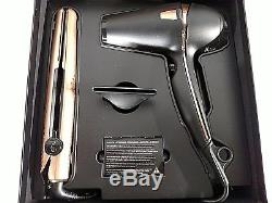 GHD AIR PRO PERFORMANCE DRYER & STYLER, 2PC SET Copper Collection (PLS READ)