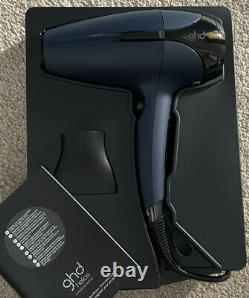 GHD Helios Professional Hair Dryer Ink Blue New