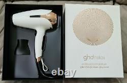 GHD Helios Professional Hairdryer White Hair Dryer