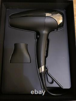 GHD Helios professional hair dryer, in black BRAND NEW IN BOX