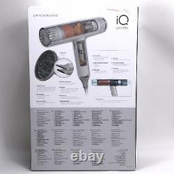 Gama Professional IQ Perfetto Hair Dryer Blower New US 125V
