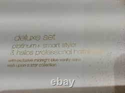 Ghd Deluxe Set Platinum+ Smart Styler And Helios Professional Hairdryer