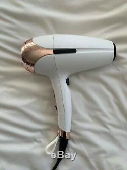 Ghd Helios Hair Dryer (White) only used once immaculate cond, no box