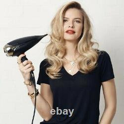 Ghd helios professional hair dryer in black new unopened