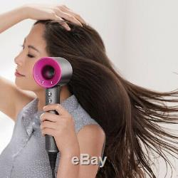 Hair Dryer Dyson Supersonic LED Display 4 Steps Control Hair Care Home Device US