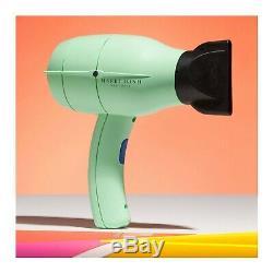 Harry Josh Pro Tools Pro Blow Dryer 2000 Mint Green/Black Hair Salon Cosmetics