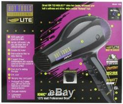 Hot Tools Prof Ion Hair Blow Dryer Anti-Static 1875 W