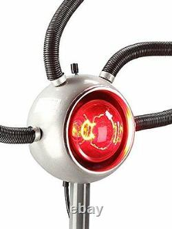 Infrared Hair Color Processor Red Light Dryer