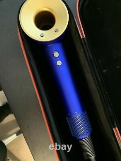 LIMITED EDITION DYSON Supersonic Hair Dryer 23.75 Kt karat Gold DISCONTINUED
