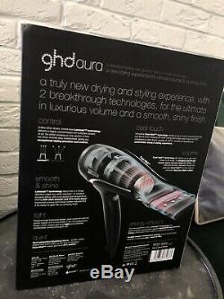 NEW Aura GHD Professional Hairdryer (Still In Box)
