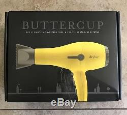 NEW Drybar Buttercup Blow Dryer The Ultimate Blow Drying Tool Full Size