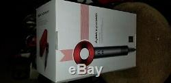 NEW In Box Dyson Red Limited Gift Edition Supersonic Hair Dryer With Red Case