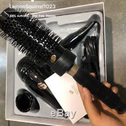 NEW In Box T3 Luxe 2i Professional Hair Dryer Black Rose Gold
