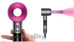 NEWEST MODEL DYSON SUPERSONIC HD01 Hair Dryer 1600 WATT