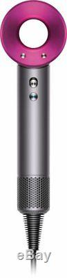 NEWEST Model Dyson Supersonic Hair Dryer with Nonslip Mat & 3 Attachments