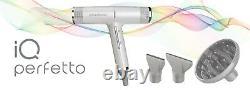 NIB Gama Professional IQ Perfetto Hair Blow Dryer