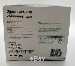 New Dyson Airwrap Volume + Shape Styler BBA86C1