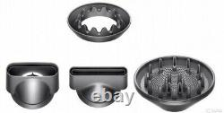 Original Dyson Supersonic Hair Dryer HD03 Iron/Fuchsia Brad New + Sealed Box