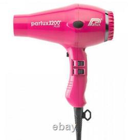 Parlux 3200 Plus Hairdryer Fuchsia
