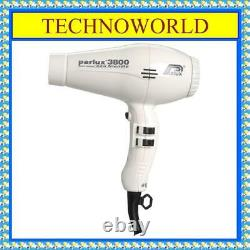 Parlux 3800 Ionic & Ceramic Hair Dryer2 Speedk-lamination75 Cubic Meters/hr