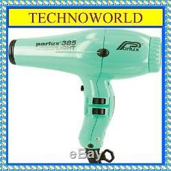 Parlux 385 Power Light Ionic & Ceramic Hair Dryervery Lightsoft Switchesitaly
