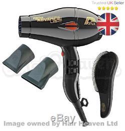 Parlux Advance Light Ionic Ceramic Hairdryer colour choice + Free Detangle Brush