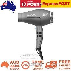 Parlux Alyon Air Ionizer Tech Professional 2250 Watt Hair Dryer Matt Graphite
