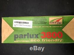 Parlux Professional 3800 Ionic & Ceramic Hair Dryer Black 2100 Watt ECO FRIENDLY