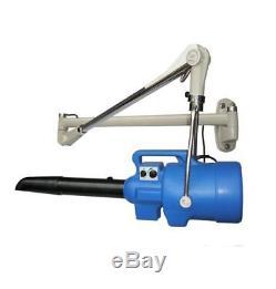 Pedigroom professional wall mounted dog grooming pet blaster dryer hairdryer