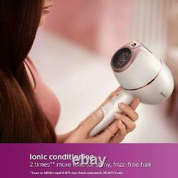 Philips Hair Dryer Prestige BHD628/00 Personalized Technology Infrared Sensor
