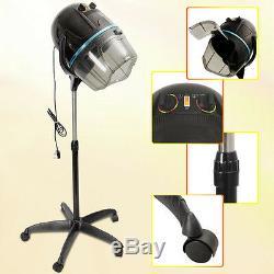 Portable Salon Hair Dryer Hood Floor Stand Professional Hairdresser Hairdryer UK