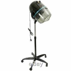 Portable Salon Hair Dryer Professional Hairdresser Hairdryer Hood Floor Stand