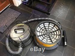 Professional Dog Blaster, Dezynadog, Biggles Express, dog hair dryer