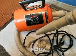 Professional Dog Grooming Hairdryer BLASTER Dryer Metro Air Force Commander