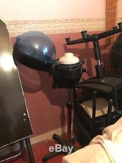 Professional Hair dryer bank/steamer /combing out Chairs/waiting chairs