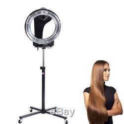 Professional Orbiting Rollerball Infrared Hair Dryer Color Processor Perm Salon